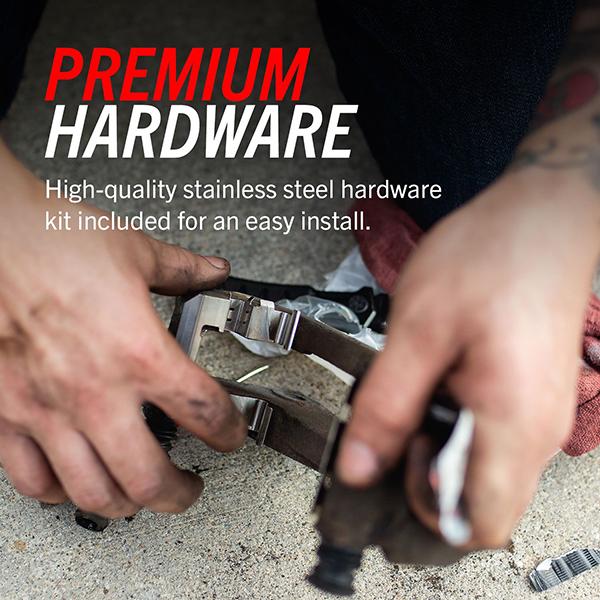 Premium Hardware