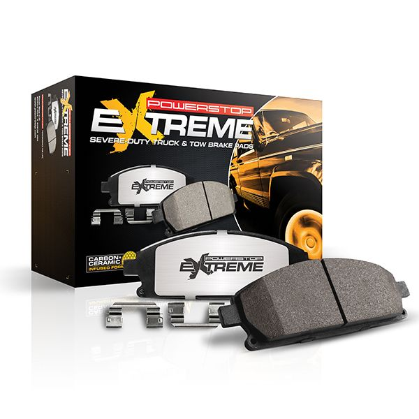 PowerStop Z36 Brake Pads - Heavy Duty Truck & Tow
