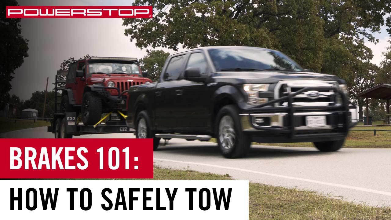 Truck Towing Safety Tips z36 load weight and equipment