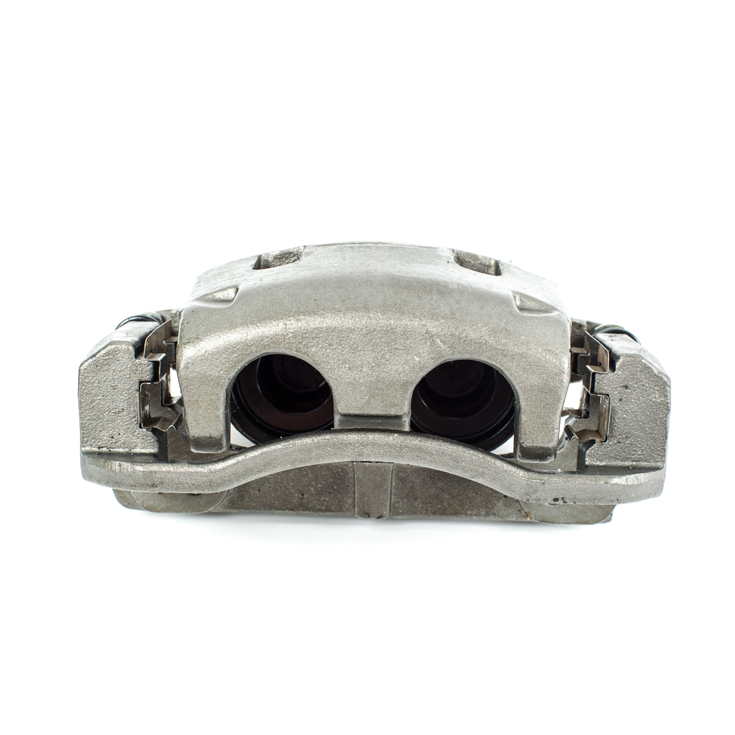 How to tell how many pistons are in vehicle's brake calipers