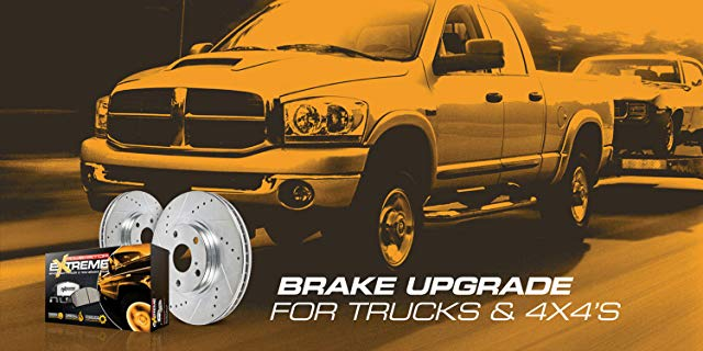 truck and tow, towing, PowerStop, brakes, brake rotor, brake pads, PowerStop