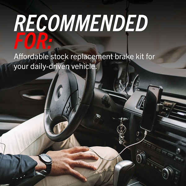 Daily Driver Brake Replacement