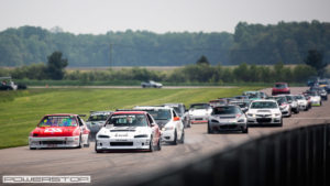 Grildife touring cup gingerman raceway powerstop