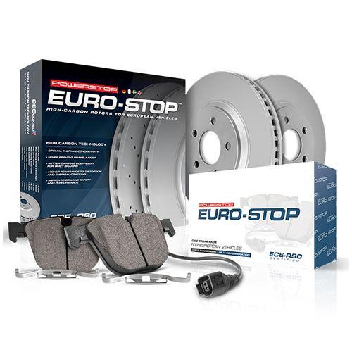 PowerStop Euro-Stop Brake Kit