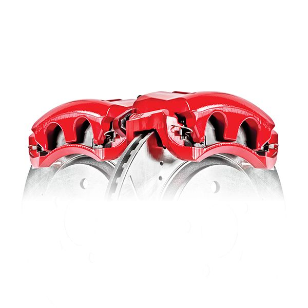 PowerStop Red Powder Coated Calipers