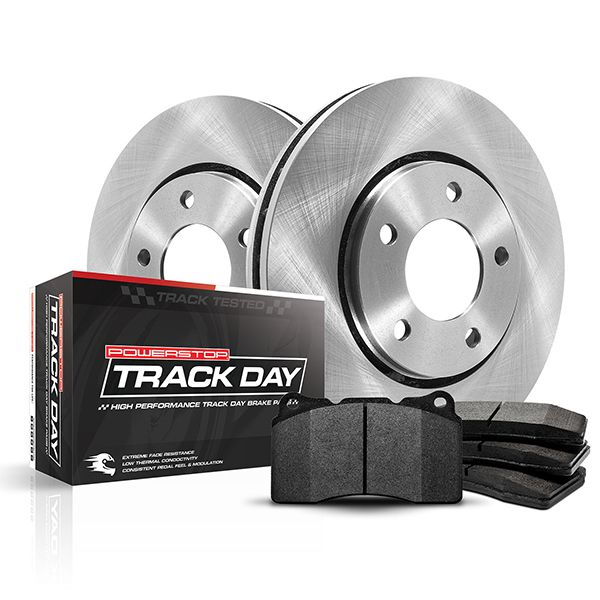 PowerStop Track Day Brake Kit