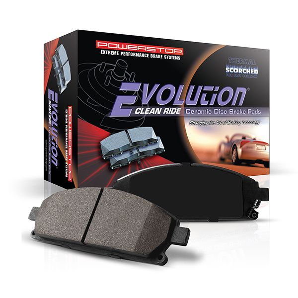 PowerStop Z16 Evolution Brake Pads