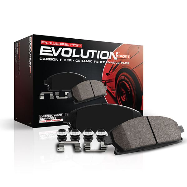 PowerStop Z23 Evolution Sport Brake Pads