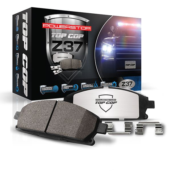 PowerStop Z37 Top Cop Brake Pads