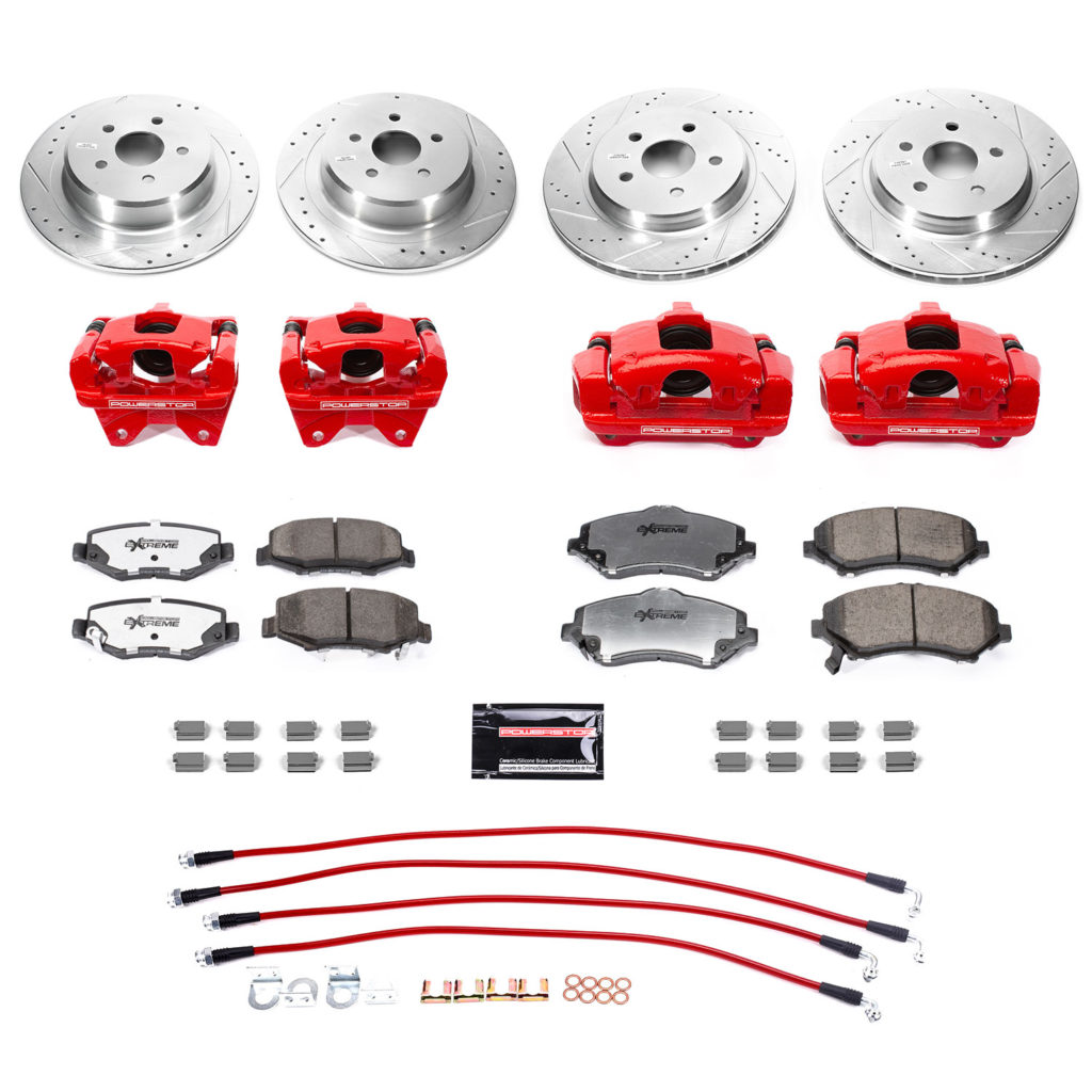 jeep big brake kit bbk jk 004r1