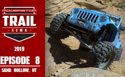 Trail To SEMA episode 8 the fallen trail