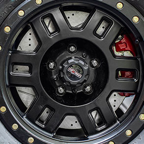 PowerStop Jeep JK JKU Big Brake Kit Bigger Brake Rotors