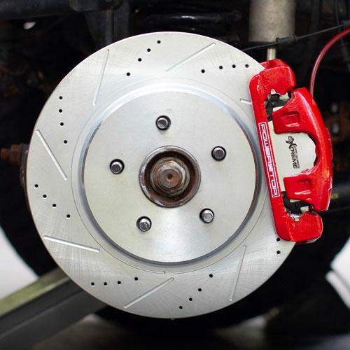 PowerStop Jeep JK JKU Big Brake Kit