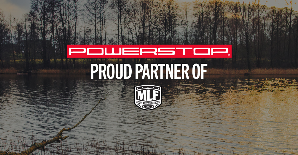 major league fishing and powerstop brakes
