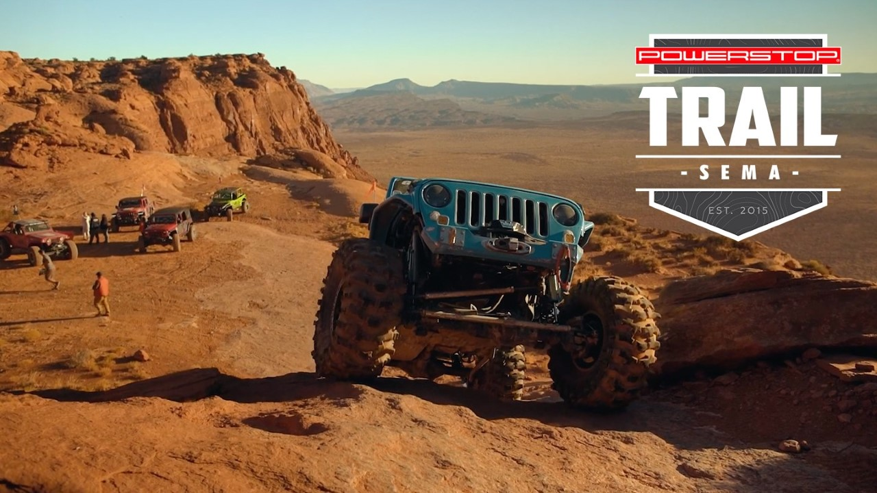 trail to sema 2019 recap jeep off road